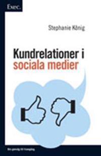 Kundrelationer i sociala medier