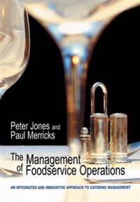 The Management of Foodservice Operations