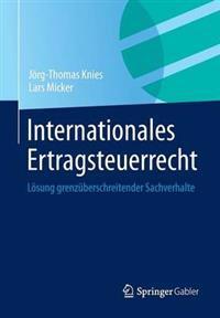 Internationales Ertragsteuerrecht
