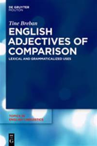 English Adjectives of Comparison