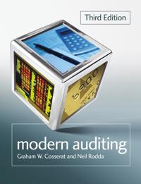 Modern Auditing 3e