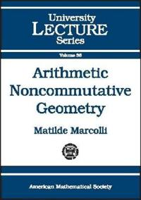 Arithmetic Noncommutative Geometry