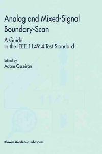 Analog and Mixed-Signal Boundary-Scan