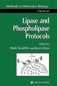 Lipase and Phospholipase Protocols