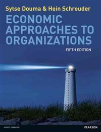 Economic Approaches to Organisations