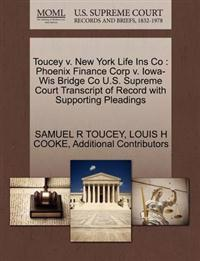 Toucey V. New York Life Ins Co