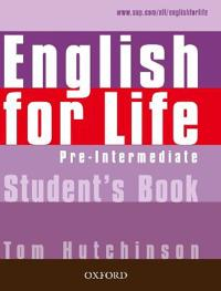 English for Life: Pre-intermediate: Student's Book