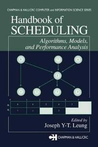Handbook of Scheduling