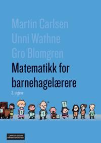 Matematikk for barnehagelærere