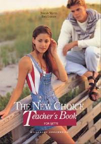 The new choice for sjette-Teacher´s book