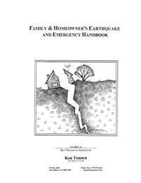 Family & Homeowner's Earthquake and Emergency Handbook