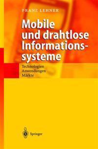 Mobile Und Drahtlose Informationssysteme