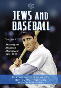 Jews And Baseball