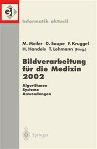 Bildverarbeitung Fur Die Medizin 2002