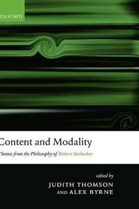 Content And Modality