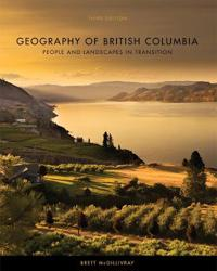 Geography of British Columbia, Third Edition