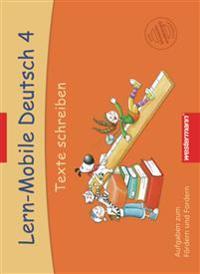 Lern-Mobile Deutsch 4. Texte schreiben