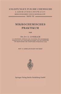 Mikrochemisches Praktikum