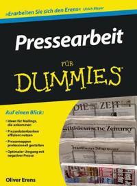 Pressearbeit Fur Dummies