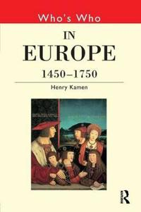 Who's Who in Europe, 1450-1750