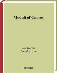 Moduli of Curves