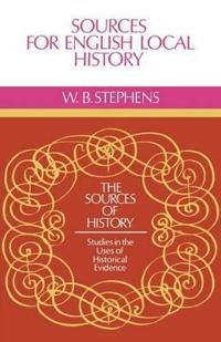 Sources for English Local History
