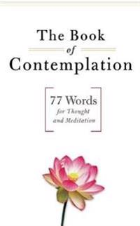 The Book Of Contemplation