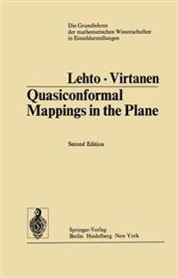 Quasiconformal Mappings in the Plane
