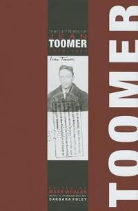 The Letters of Jean Toomer, 1919-1924