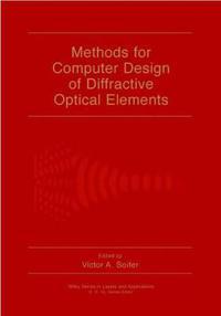 Methods for Computer Design of Diffractive Optical Elements