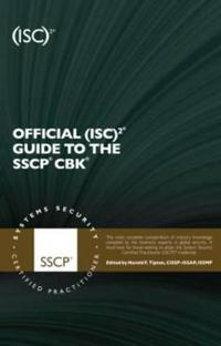 Official Isc2 Guide to the Sscp Cbk