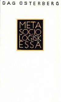 Metasociologisk essä