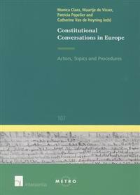 Constitutional Conversations in Europe