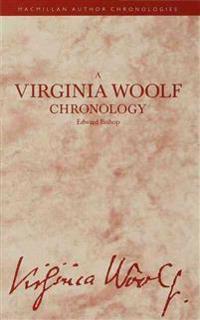 A Virginia Woolf Chronology