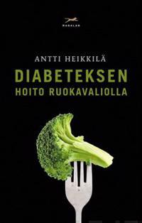 Diabeteksen hoito ruokavaliolla