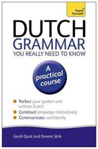 Dutch grammar you really need to know: teach yourself