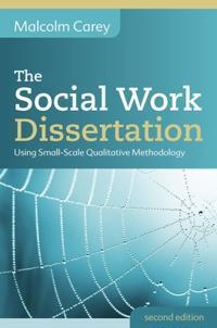 The Social Work Dissertation
