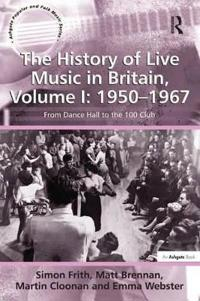 The History of Live Music in Britain