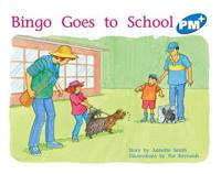 Bingo Goes to School