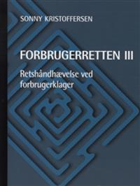 Forbrugerretten-Retshåndhævelsen i det private forbrugerklagesystem