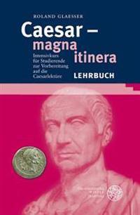 Caesar - Magna Itinera: Intensivkurs Fur Studierende Zur Vorbereitung Auf Die Caesarlekture