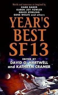 Year's Best SF 13