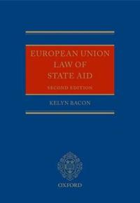European Union Law of State Aid