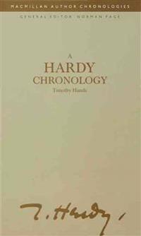A Hardy Chronology