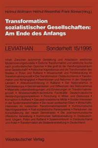 Transformation Sozialistischer Gesellschaften