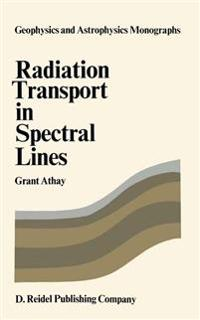 Radiation Transport in Spectral Lines