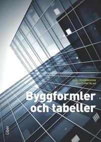 Byggformler och tabeller