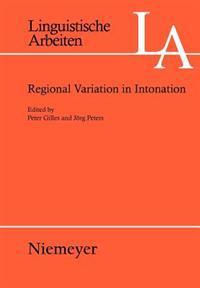 Regional Variation in Intonation