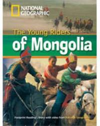 Young Riders of Mongolia + Book with Multi-ROM