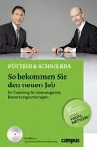 Püttjer, C: So bekommen Sie den neuen Job